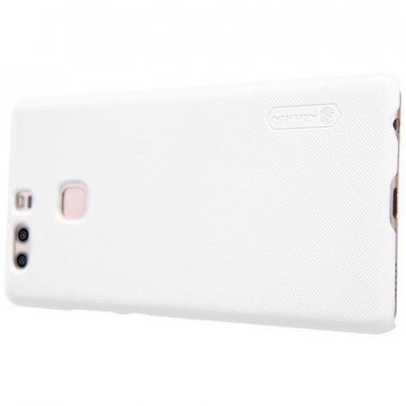 Husa Nillkin Frosted Shield Huawei P9 - alb 2