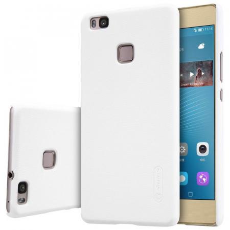 Husa Huawei P9 Lite Nillkin Frosted Shield - alb1