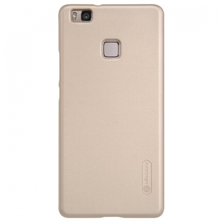 Husa Huawei P9 Lite Nillkin Frosted Shield - gold0
