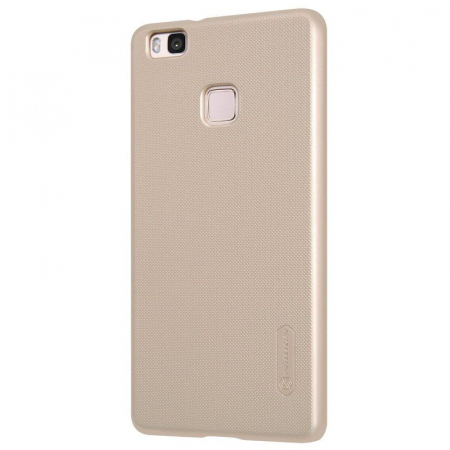Husa Huawei P9 Lite Nillkin Frosted Shield - gold1