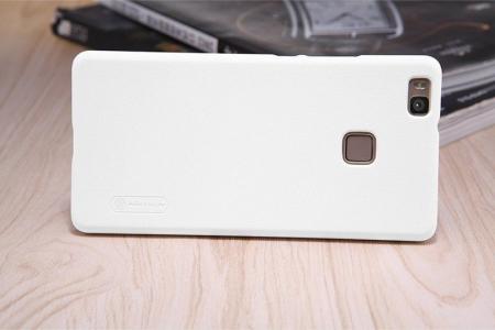 Husa Huawei P9 Lite Nillkin Frosted Shield - alb5