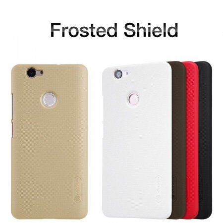 Husa Nillkin Frosted Shield Huawei Nova - gold6