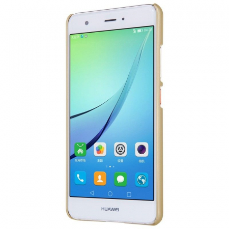 Husa Nillkin Frosted Shield Huawei Nova - gold3