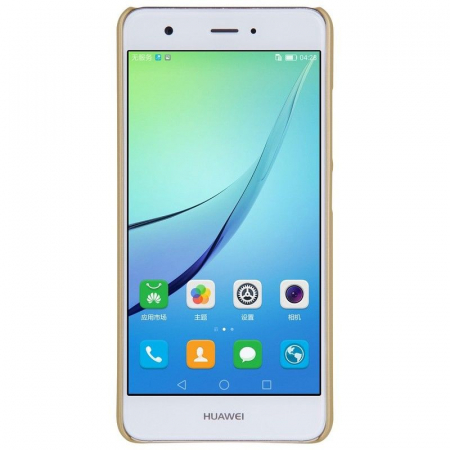 Husa Nillkin Frosted Shield Huawei Nova - gold1