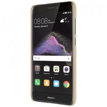 Husa  Huawei P9 Lite 2017 / P8 Lite 2017 Nillkin Frosted Shield - gold5