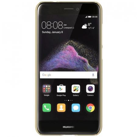 Husa  Huawei P9 Lite 2017 / P8 Lite 2017 Nillkin Frosted Shield - gold1