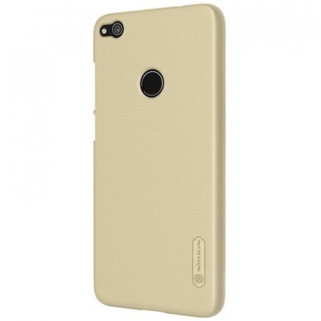 Husa  Huawei P9 Lite 2017 / P8 Lite 2017 Nillkin Frosted Shield - gold4