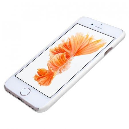 Husa  iPhone 7 - Nillkin Frosted Shield - alb4