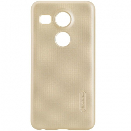 Husa Nillkin Frosted Shield LG Google Nexus 5X - gold1