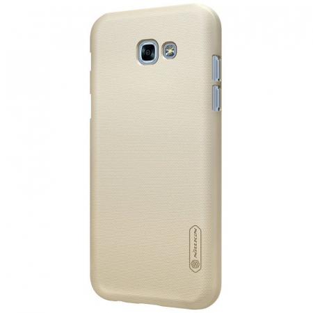 Husa Samsung Galaxy  A5 2017 Nillkin Frosted Shield - gold2