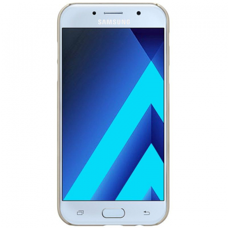 Husa Samsung Galaxy  A5 2017 Nillkin Frosted Shield - gold1