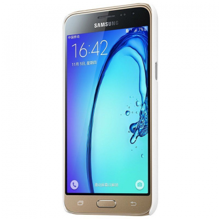 Husa Nillkin Frosted Shield Samsung Galaxy  J3 2016 - alb4
