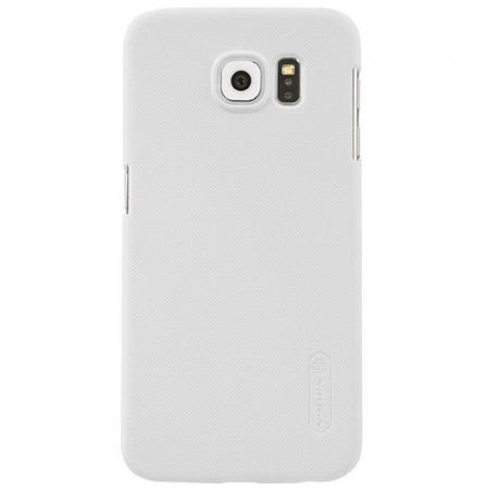 Husa Nillkin Frosted Shield Samsung Galaxy S6 - alb0