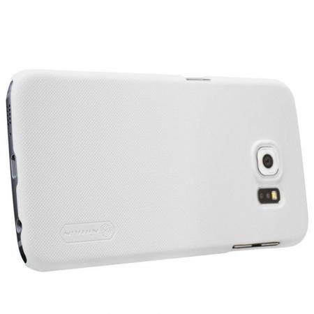 Husa Nillkin Frosted Shield Samsung Galaxy S6 - alb3