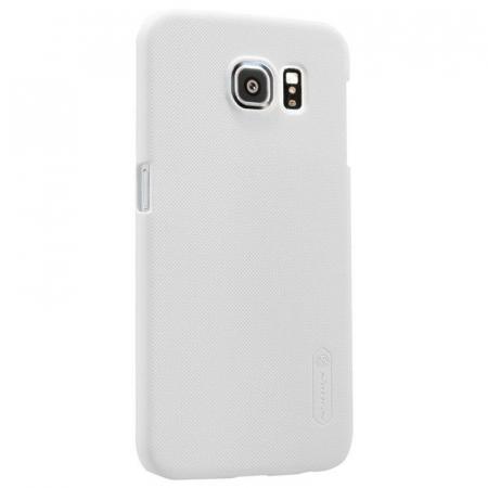 Husa Nillkin Frosted Shield Samsung Galaxy S6 - alb2