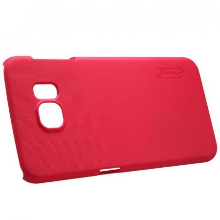 Husa Nillkin Frosted Shield Samsung Galaxy S6 - rosu [4]