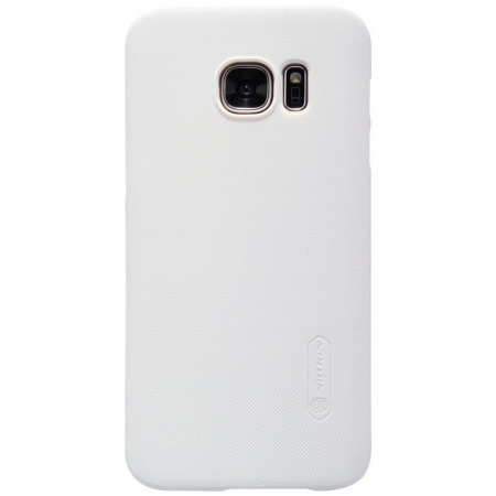 Husa Nillkin Frosted Shield Samsung Galaxy S7 - alb0