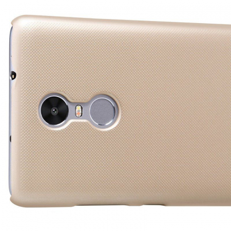 Husa Nillkin Frosted Xiaomi Redmi Note 3 - gold1
