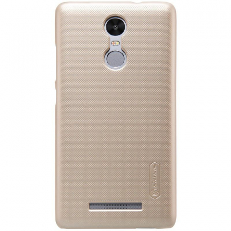 Husa Nillkin Frosted Xiaomi Redmi Note 3 - gold0