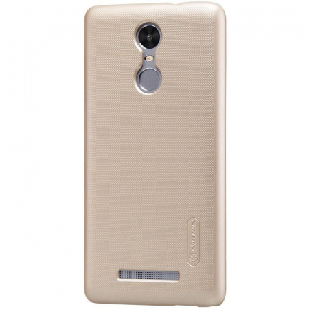 Husa Nillkin Frosted Xiaomi Redmi Note 3 - gold3
