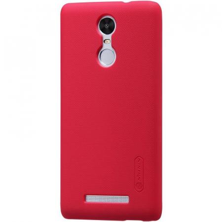 Husa Nillkin Frosted Xiaomi Redmi Note 3 - rosu3