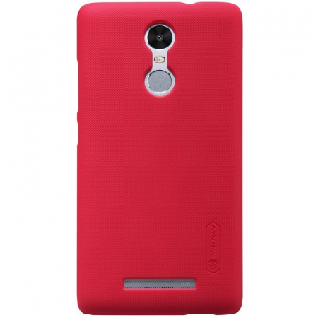 Husa Nillkin Frosted Xiaomi Redmi Note 3 - rosu0