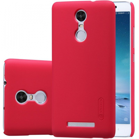 Husa Nillkin Frosted Xiaomi Redmi Note 3 - rosu1