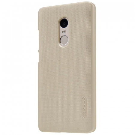 Husa Nillkin Frosted Xiaomi Redmi Note 4 - gold2