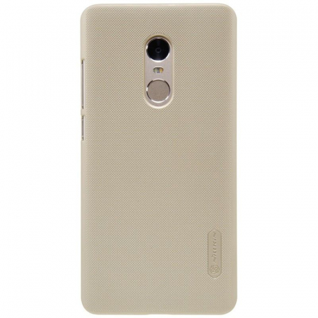 Husa Nillkin Frosted Xiaomi Redmi Note 4 - gold0