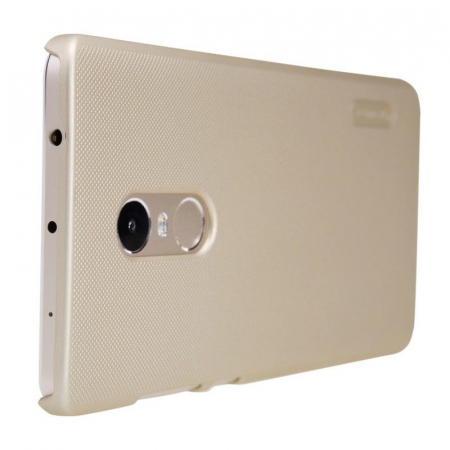 Husa Nillkin Frosted Xiaomi Redmi Note 4 - gold4