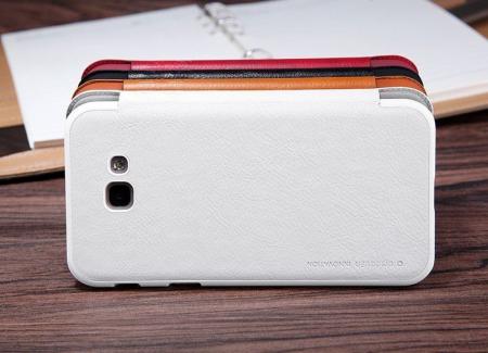 Husa  Samsung Galaxy A5 2017 Nillkin Qin - alb2