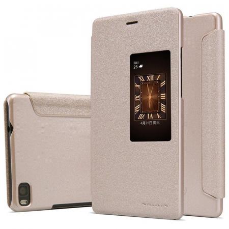 Husa Nillkin Sparkle Huawei Ascend P8 - gold0