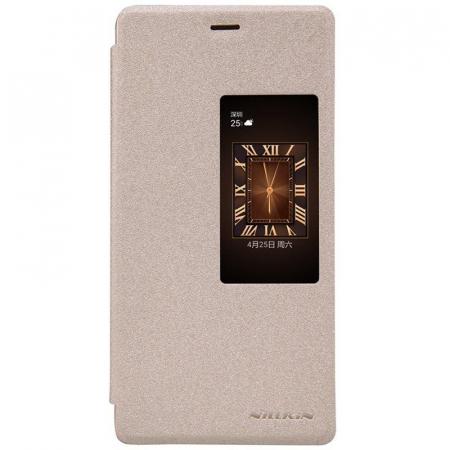 Husa Nillkin Sparkle Huawei Ascend P8 - gold3