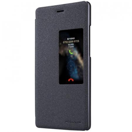 Husa Nillkin Sparkle Huawei Ascend P8 - negru3