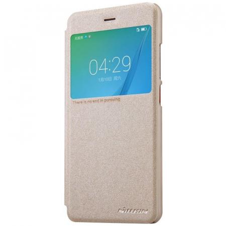 Husa Nillkin Sparkle Huawei Nova - gold2