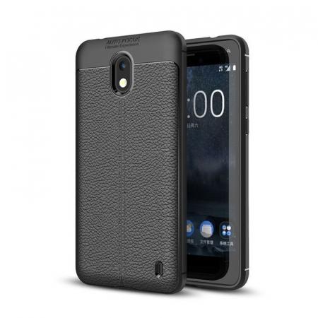 Husa Nokia 2 Tpu Grain - negru0