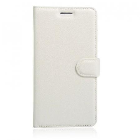 Husa Nokia 6 Crazy Horse Flip Book - alb0