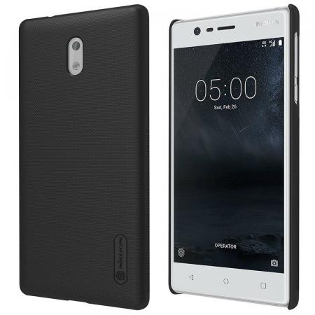 Husa Nokia 3 Nillkin Frosted Shield - negru4
