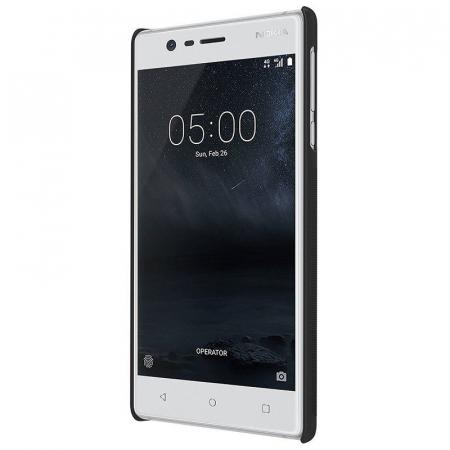 Husa Nokia 3 Nillkin Frosted Shield - negru2