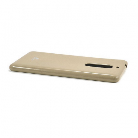 Husa Nokia 5 Goospery Mercury Jelly Case Silicon - gold4