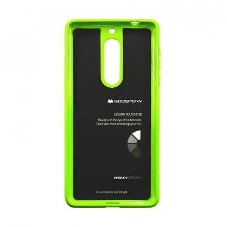Husa Nokia 5 Goospery Mercury Jelly Case Silicon - lime2