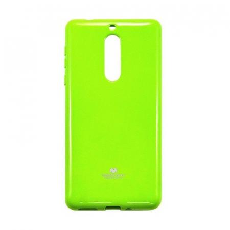 Husa Nokia 5 Goospery Mercury Jelly Case Silicon - lime1