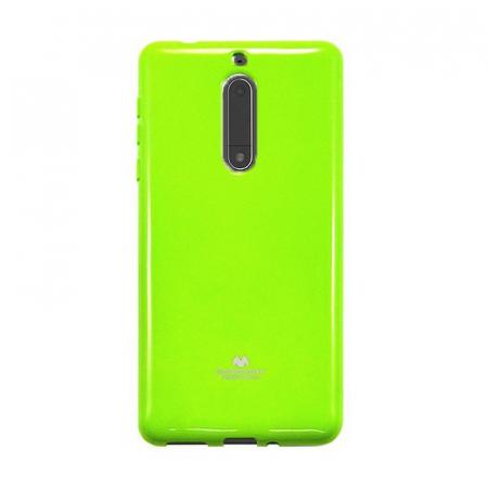 Husa Nokia 5 Goospery Mercury Jelly Case Silicon - lime0