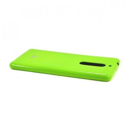 Husa Nokia 5 Goospery Mercury Jelly Case Silicon - lime4