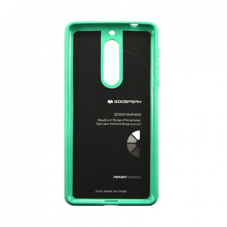 Husa Nokia 5 Goospery Mercury Jelly Case Silicon - mint2