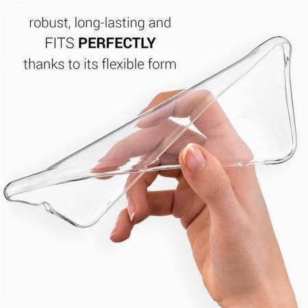 Husa Nokia 5 Silicon TPU extra slim 0.5 mm - transparent3