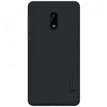Husa Nokia 6 Nillkin Frosted Shield - negru6
