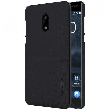 Husa Nokia 6 Nillkin Frosted Shield - negru0