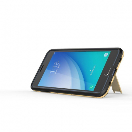 Husa Nokia 6 Slim Armour Hybrid - albastru2