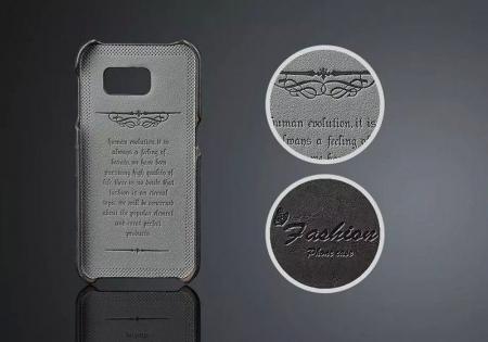 Husa piele Fashion Case  Samsung S6 - negru2